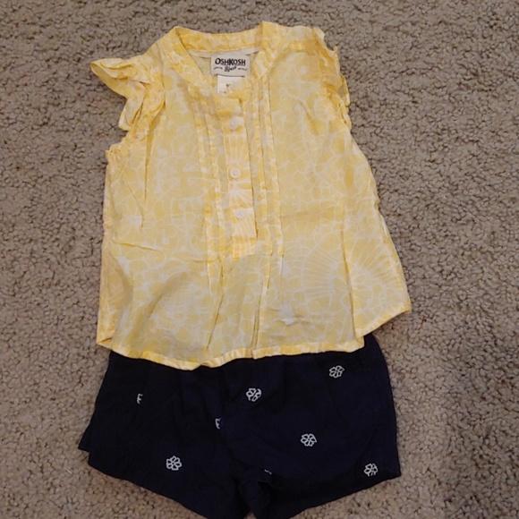 OshKosh B'gosh Other - Shorts and shirt
